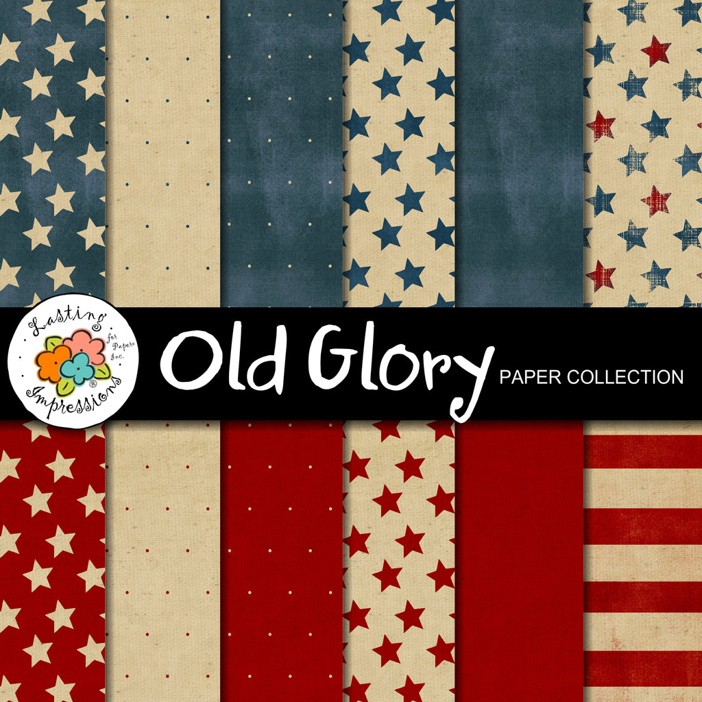 ********OGCOL8 - Old Glory Collection Pack
