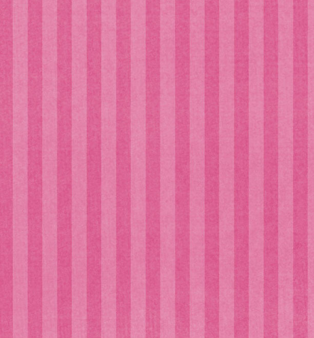 RCST81 Raspberry Cream Stripes 8 1/2 x 11 - One Sheet