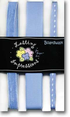 Ribbon Pack - Boardwalk Blue