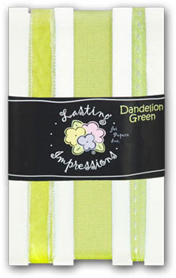 Ribbon Pack - Dandelion Green