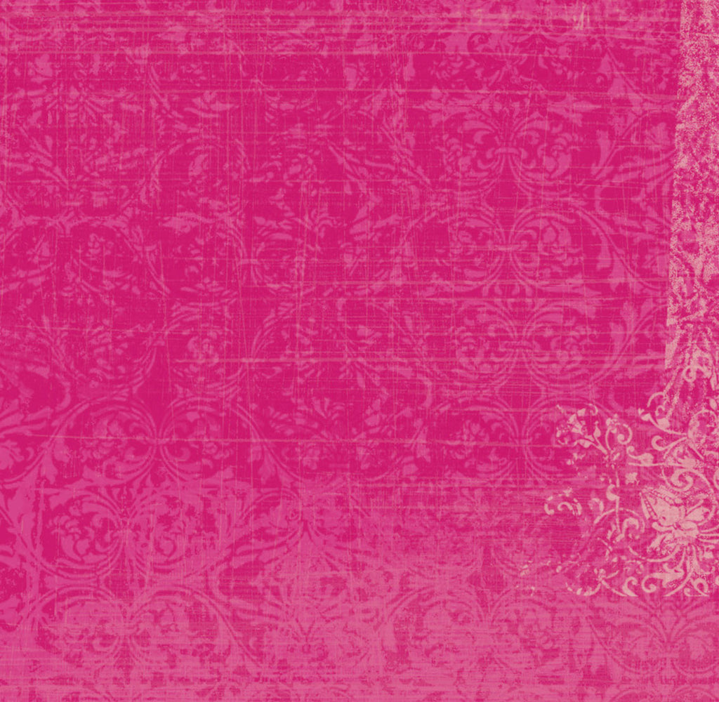 BCRC81 Raspberry Cream 8 1/2 x 11 - One Sheet