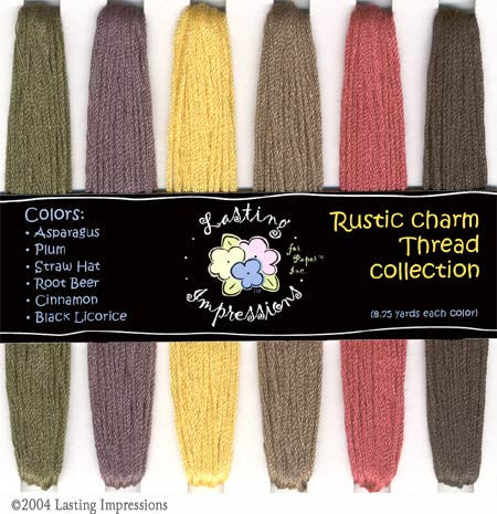 Thread Collection - Rustic Charm