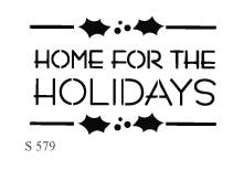 S579 - Home for the Holidays
