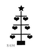 S634 - Tree of Hearts