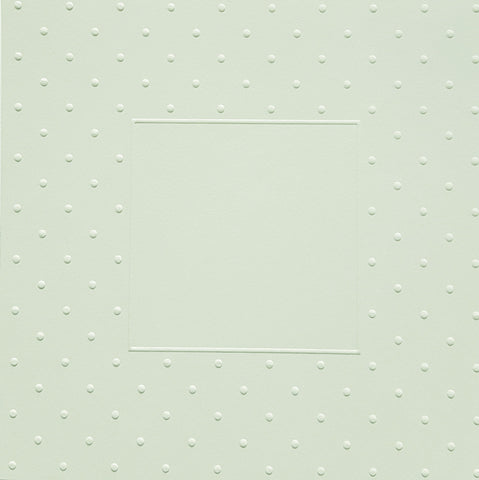 Simply Square Lots of Dots White Cards