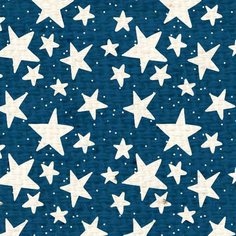 ******Blueberry Pie Scattered Stars