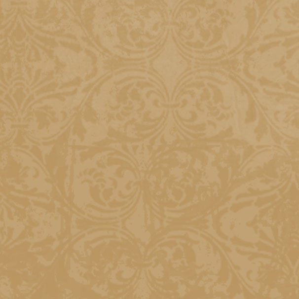 *TTDM8 - Toadstool Tan Damask 8 1/2 x 11 - One Sheet