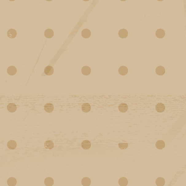 *TTID8 - Toadstool Tan Inked Dots 8 1/2 x 11 - One Sheet