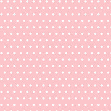 *HK - Pink Mini Dots 8 1/2 x 11 - One Sheet