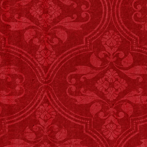 *******RRW8 - Roses Are Red Wallpaper Paper  8 1/2 x 11