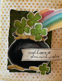 *****CCO28 - Card Cut Out #28 - Pot O' Gold