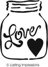 L9356 - JAR OF LOVE