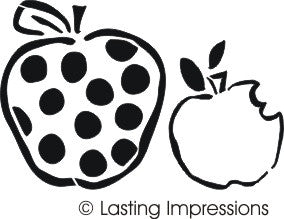 L9617-DOTTED APPLE
