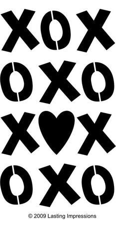L9692 - XOXO (Loves and Kisses)