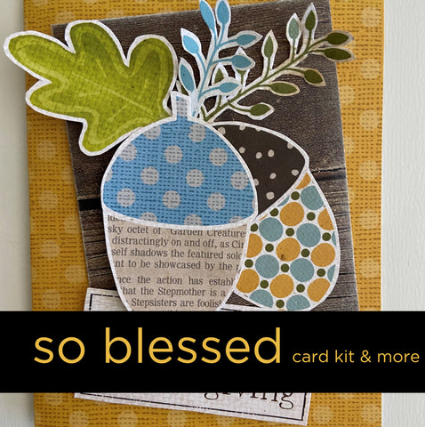 ********So Blessed Card Kit