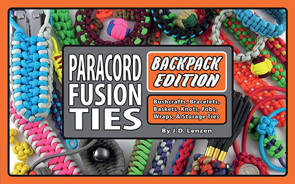 Paracord Fusion Ties Backpack Edition