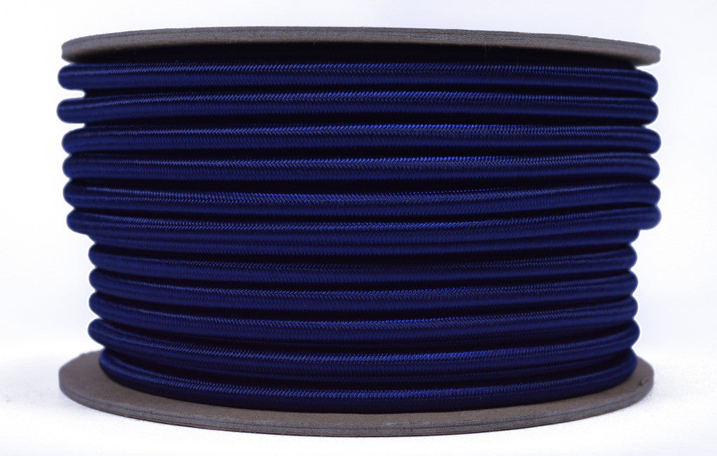 "3/16"" Shock Cord - Acid Midnight Blue"
