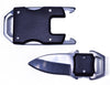 Black Knife Buckle