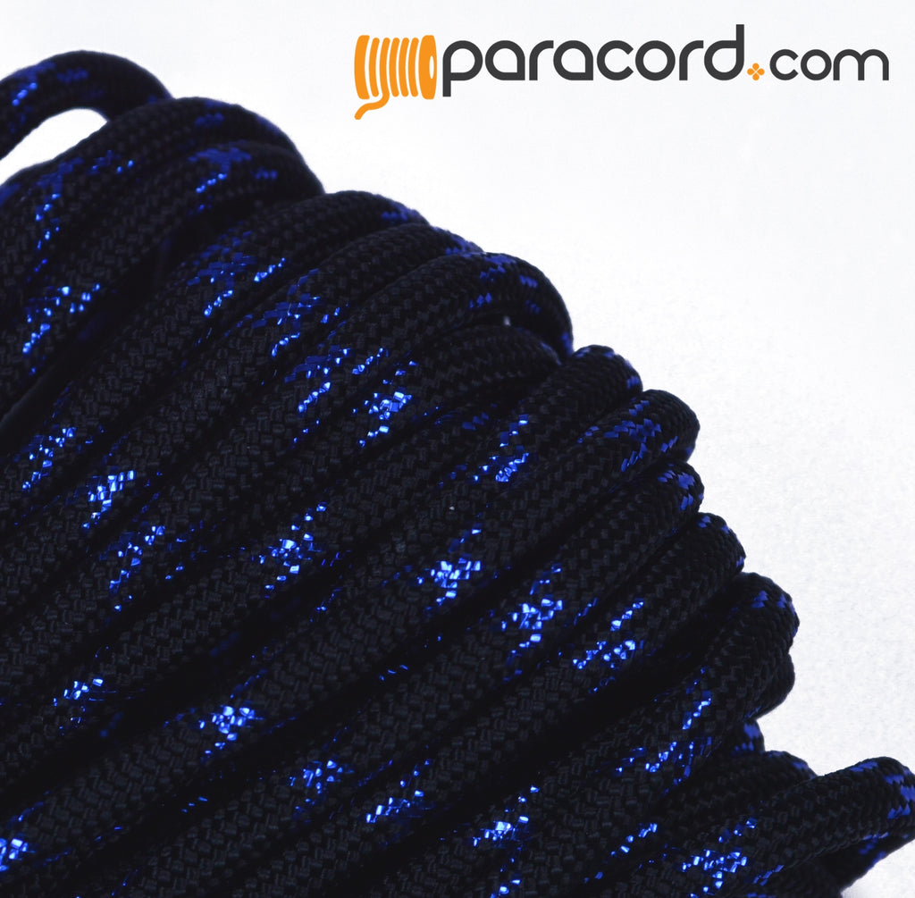 Metallic Blue Paracord
