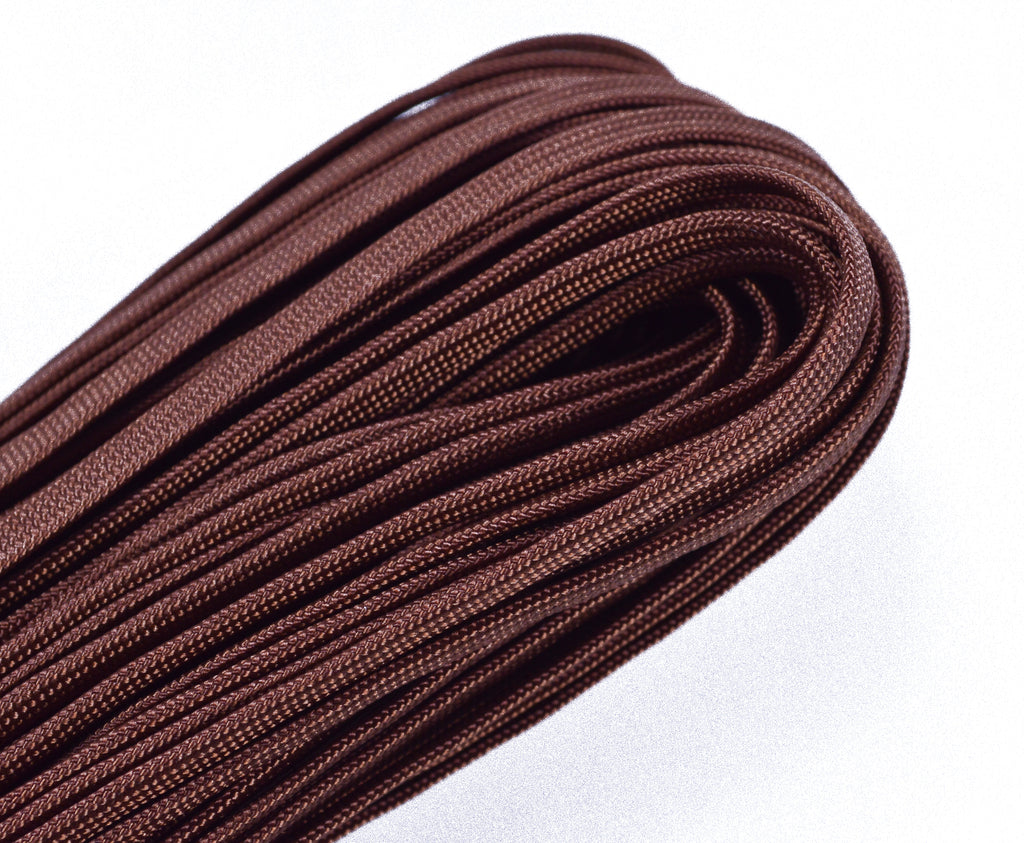 Chocolate Brown - Coreless 100 Feet