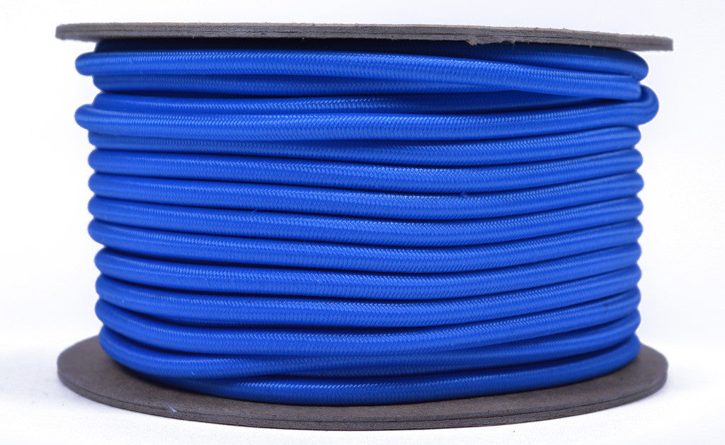 "3/16"" Shock Cord - Colonial Blue"