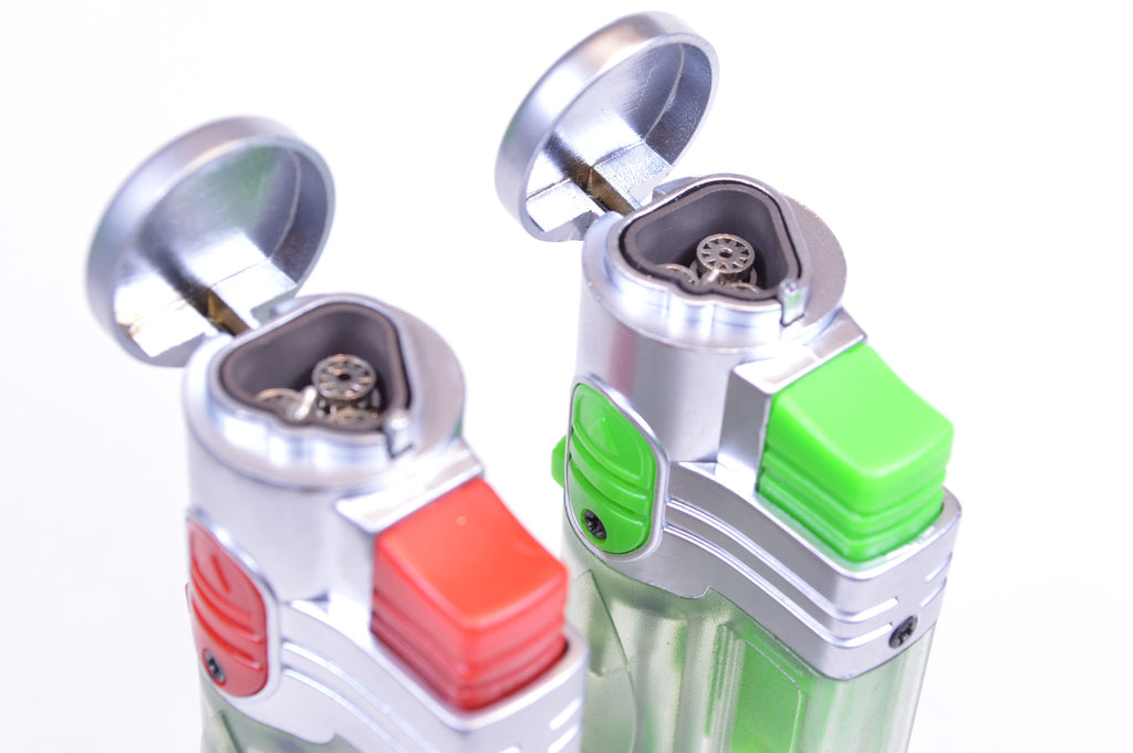 Clear Torch Lighter