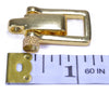 Gold Mini Shackle