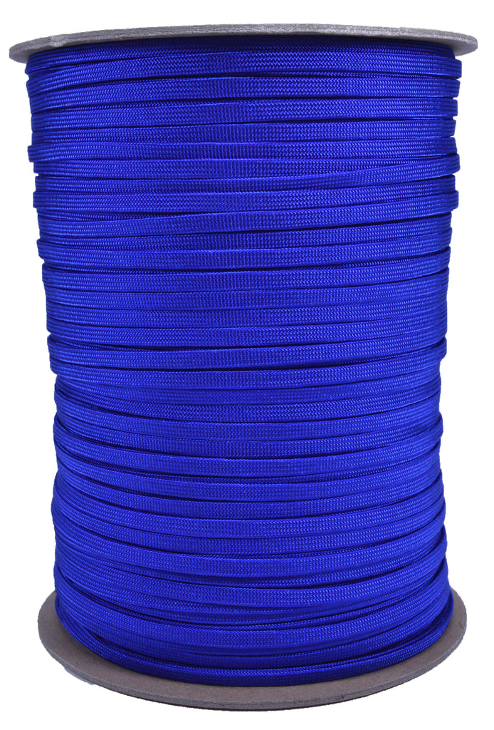 Electric Blue - Coreless 550 - Spool