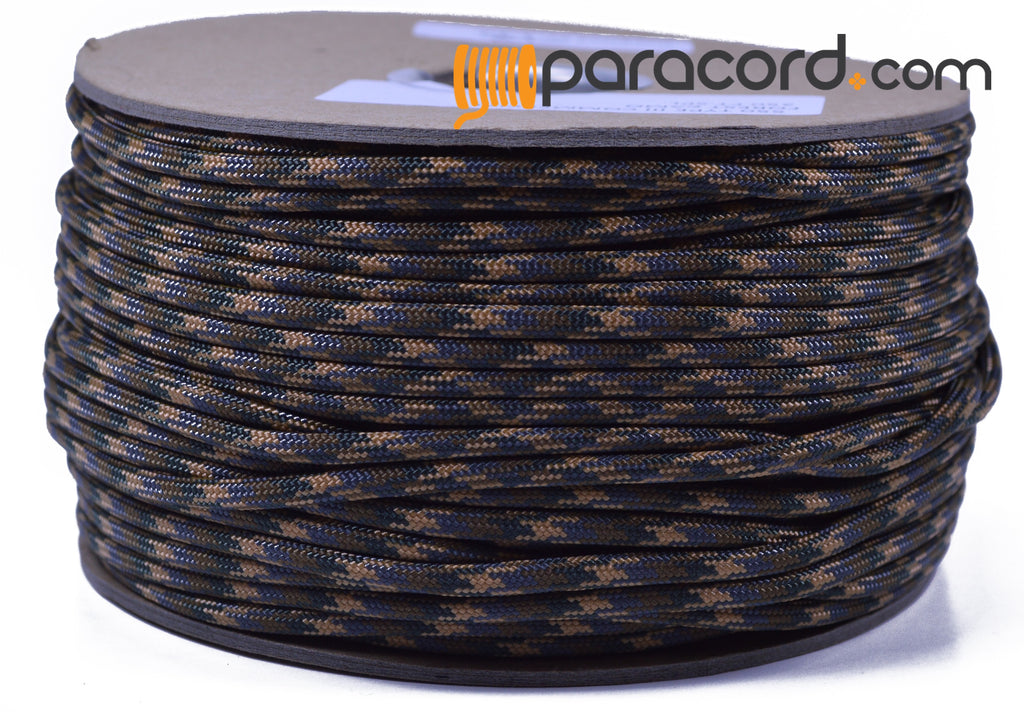 Forest Camo - 250 Foot Spool