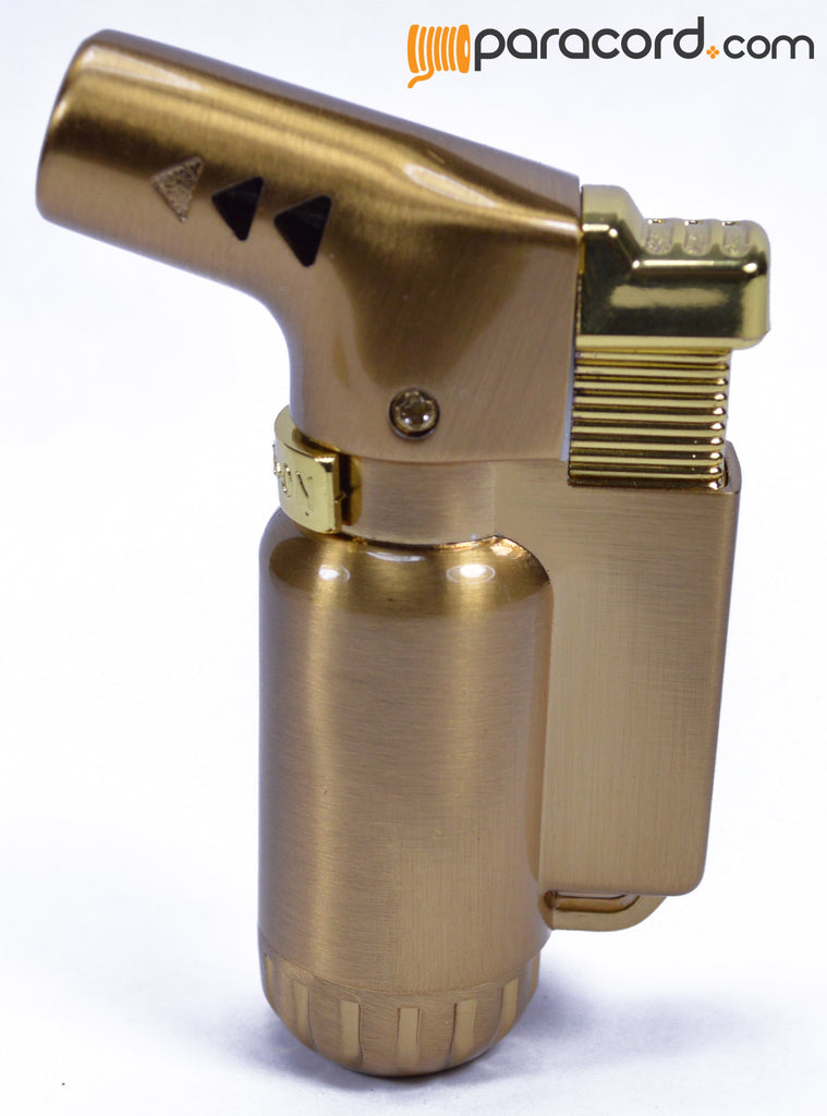 Locking Single Flame Torch Lighter