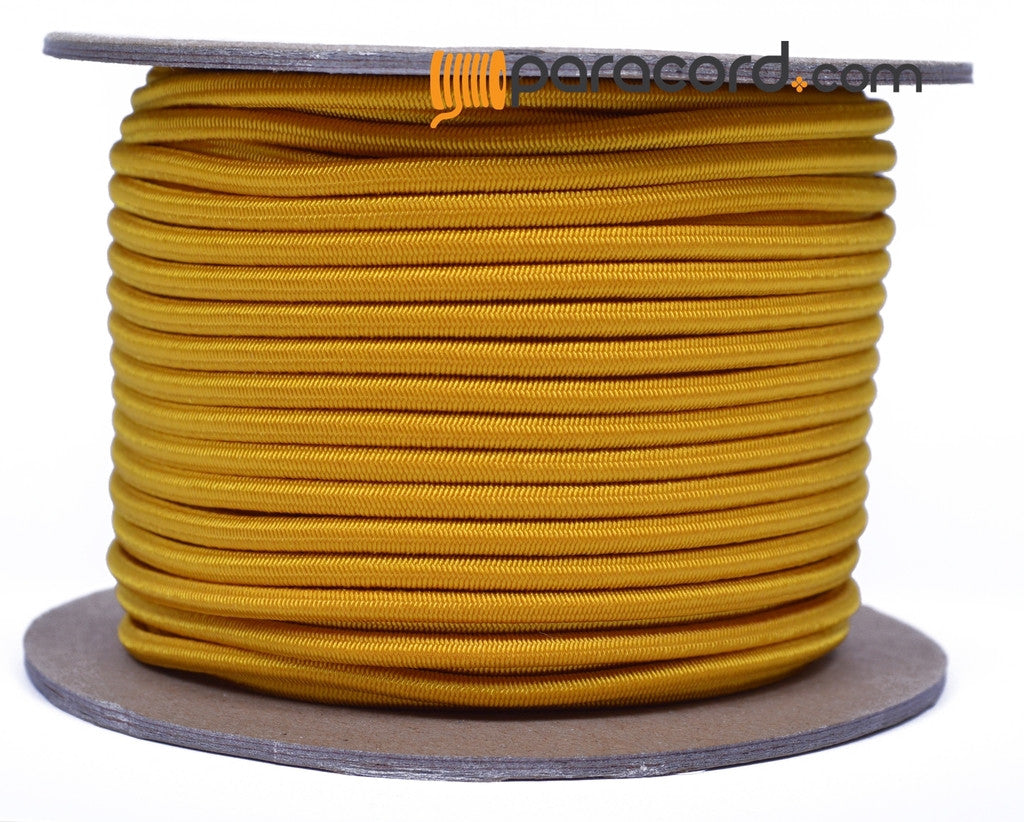 "1/8"" Shock Cord - Goldenrod"