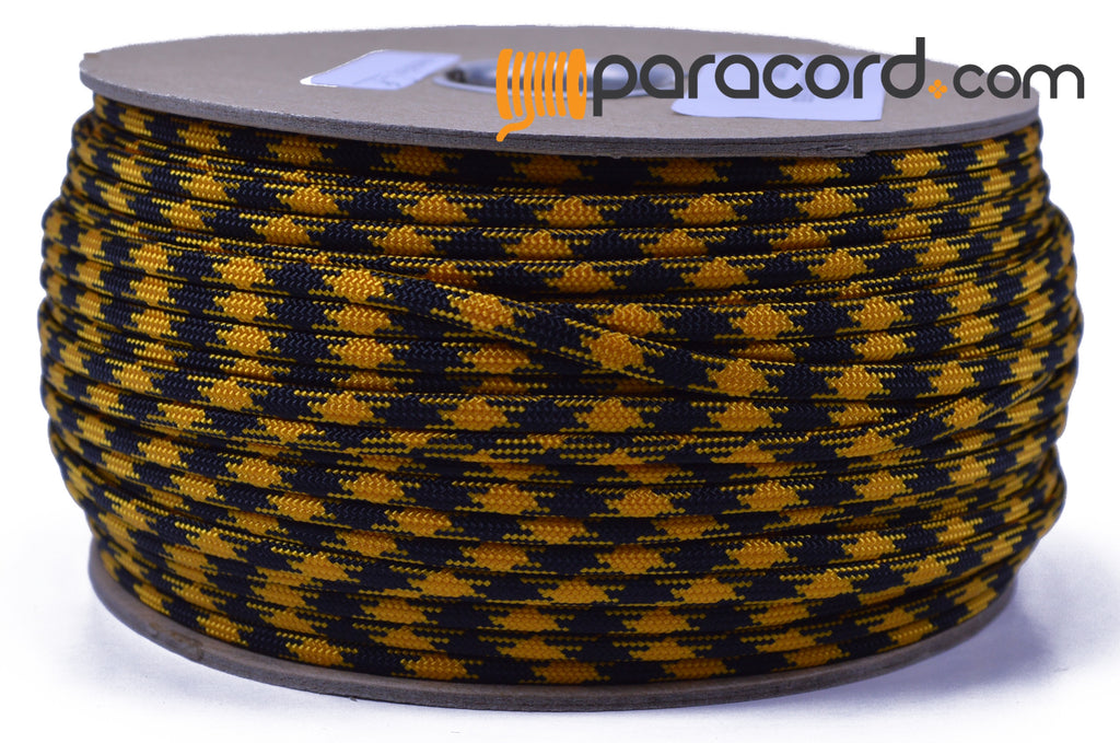 Goldenrod and Black - 250 Foot Spool