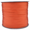 "International Orange 3/16"" Whipmaker Coreless Paracord"