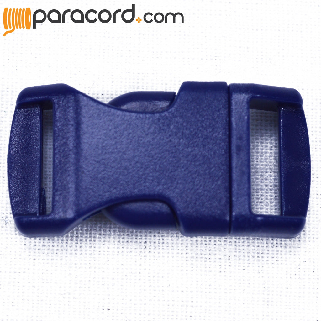 "1/2"" Midnight Blue Buckles"