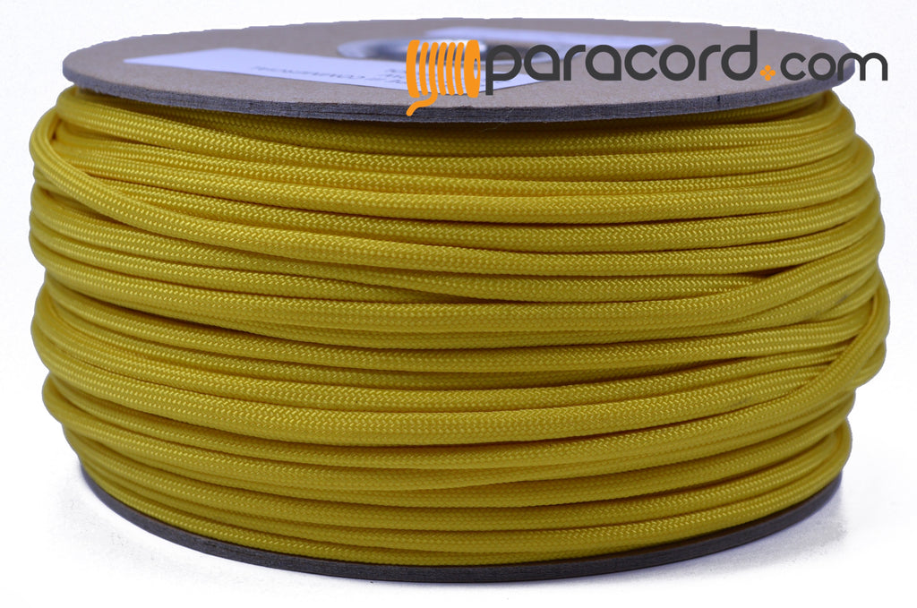Mustard Yellow - 250 Foot Spool