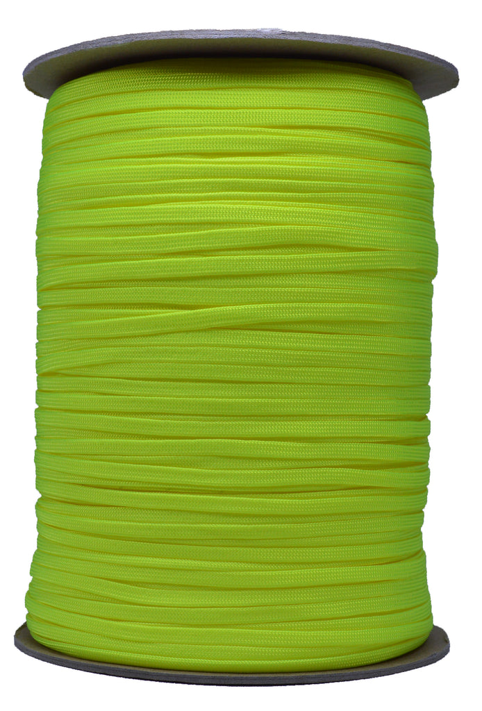 Neon Yellow - Coreless 550 - Spool
