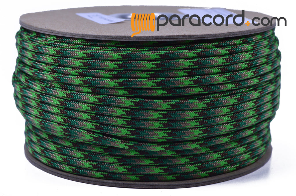 Neon Green Flame - 250 Foot Spool