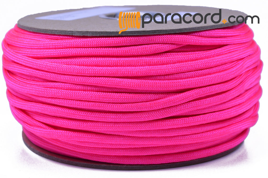 Neon Pink - 250 Foot Spool