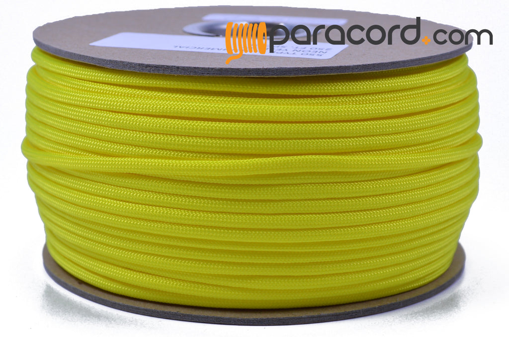 Neon Yellow - 250 Foot Spool