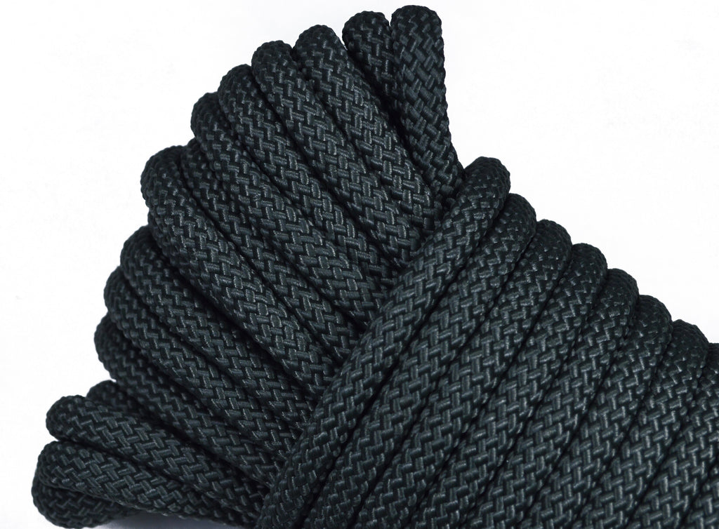 "Olive Drab Green - 1/4"" PolyPro Rope"
