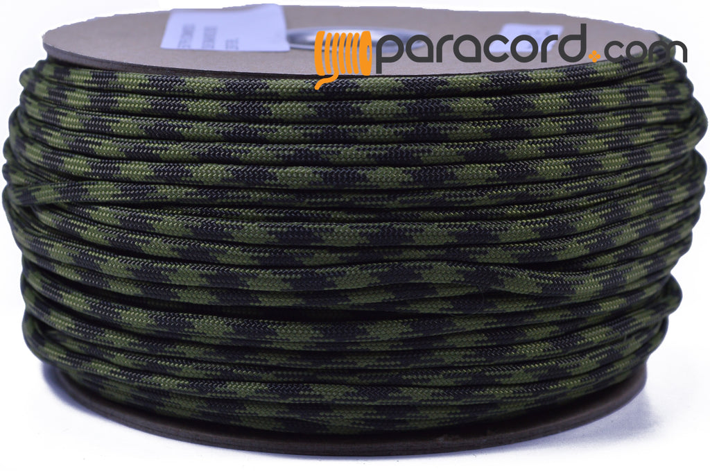 Olive Drab and Moss - 250 Foot Spool