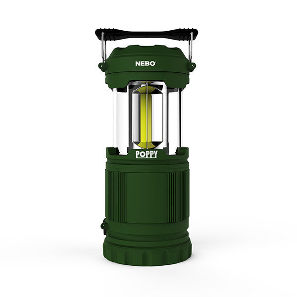 Nebo Poppy Pop-up LED Lantern And Spot Light