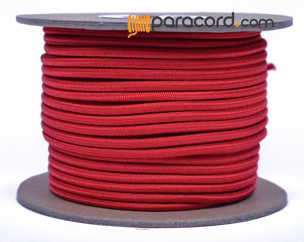 "1/8"" Shock Cord - Red"