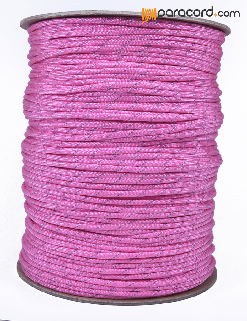 Spool Sale - Reflective - Rose Pink