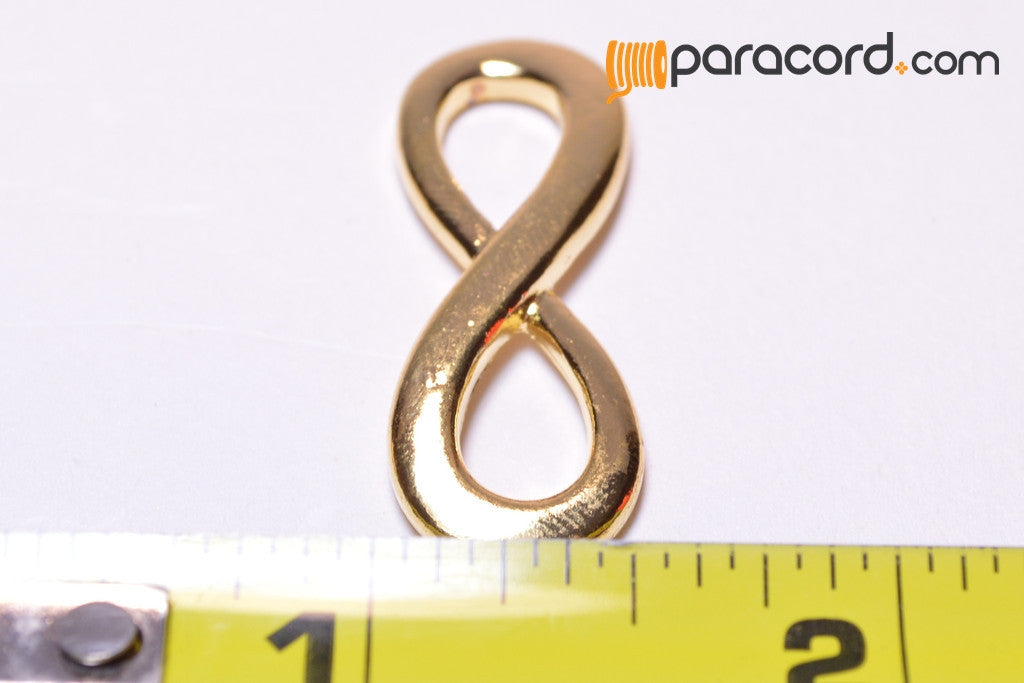 Gold Infinity Charm