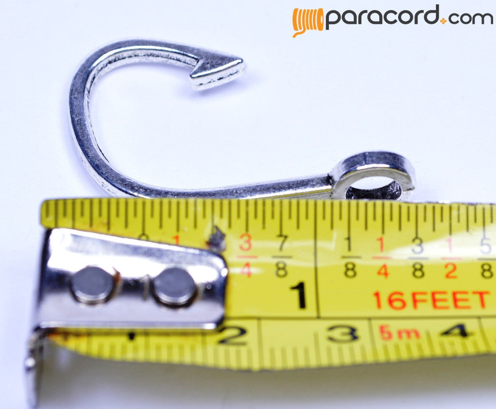 Silver Fish Hook