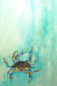 New Art - Blue Crab