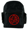 Necronomicon Gate Backpack School Bag Alchemy Symbol H.P. Lovecraft