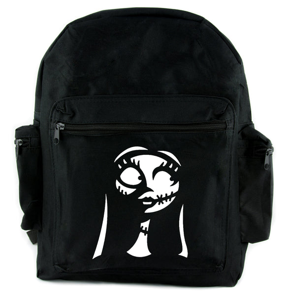 For The Love For Sally Backpack School Bag Nightmare Before Christmas