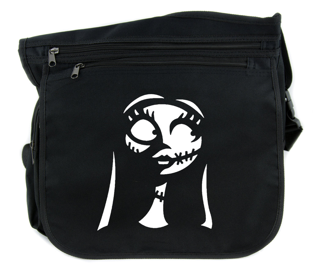 For The Love For Sally Cross Body Messenger School Bag Nightmare Before Christmas
